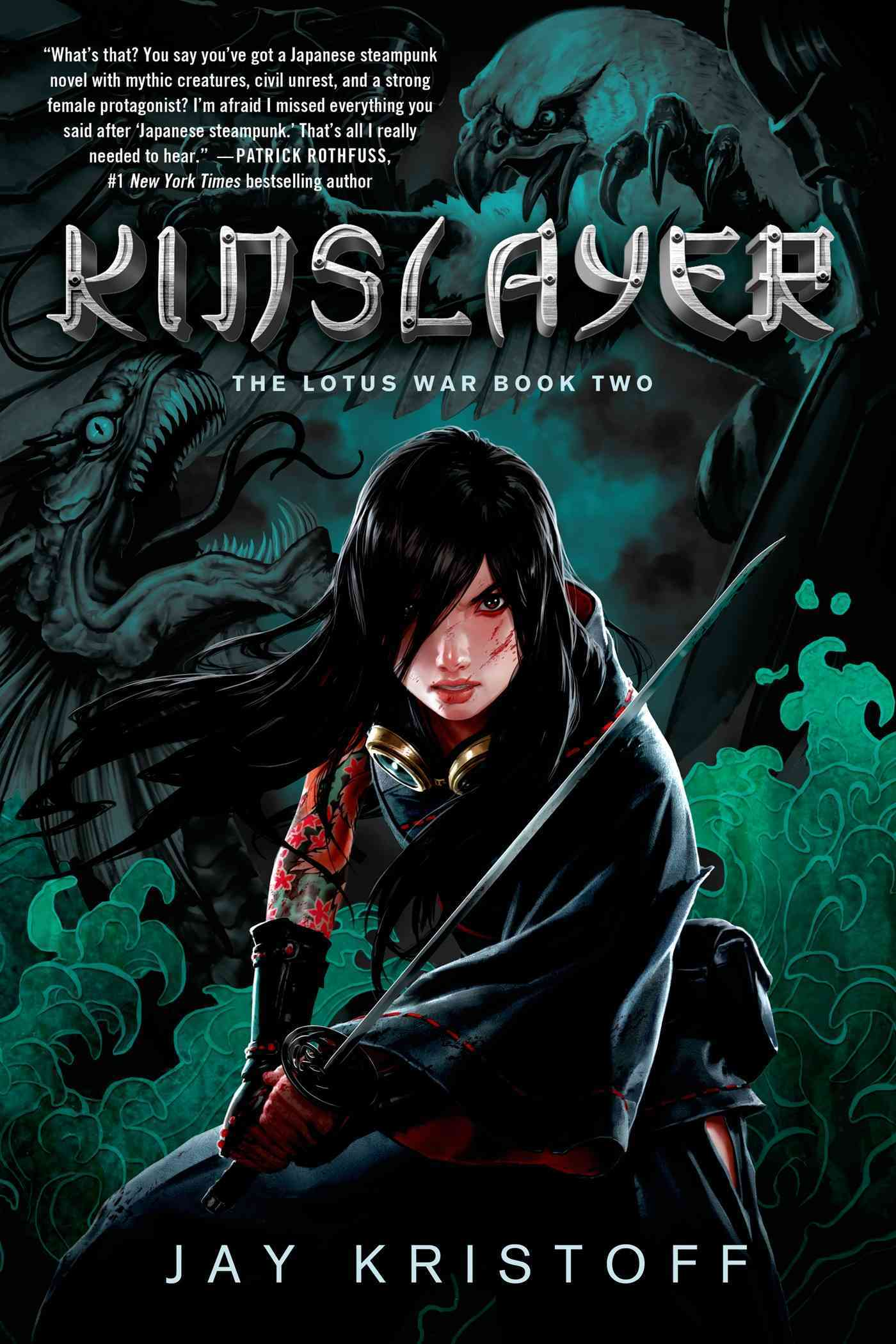 Kinslayer By Kristoff, Jay